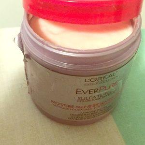 L'Oréal everpure Moisture Deep Hair Mask